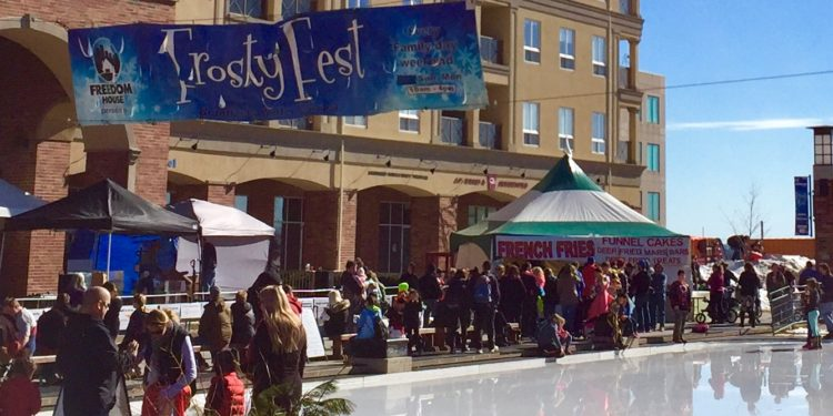 Frosty Fest on Family Day Weekend