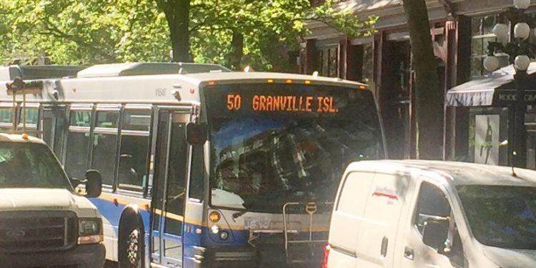 Hospitality on Bus 50